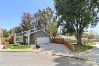 4354 Brookdale Lane, Moorpark, CA 93021 - MLS#: 218005009