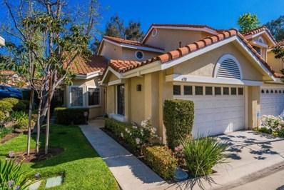 4781 Gondola Drive UNIT 25, Oak Park, CA 91377 - MLS#: 218005031