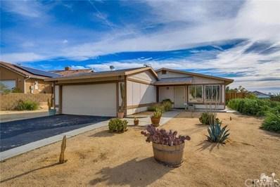 10090 Santa Cruz Road, Desert Hot Springs, CA 92240 - MLS#: 218005036DA