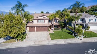 1318 Kirkmichael Circle, Riverside, CA 92507 - MLS#: 218005038DA