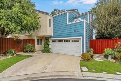 1491 Clayton Way, Simi Valley, CA 93065 - MLS#: 218005071