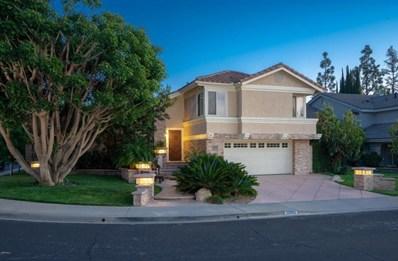 12692 Hillside Drive, Moorpark, CA 93021 - MLS#: 218005131