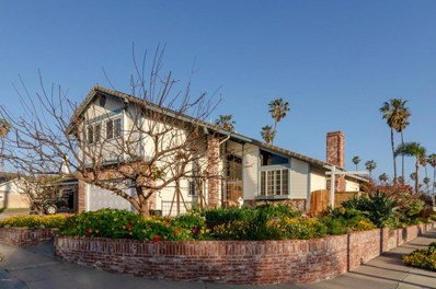 1098 Dolphin Court, Ventura, CA 93001 - MLS#: 218005132