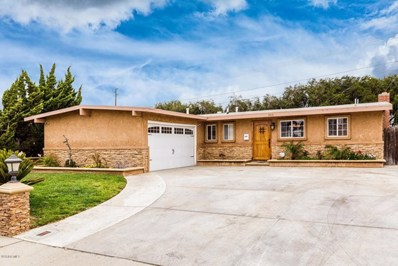 3010 Madera Place, Oxnard, CA 93033 - MLS#: 218005134