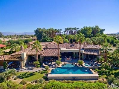 1 Whispering Wind Court, Rancho Mirage, CA 92270 - MLS#: 218005134DA