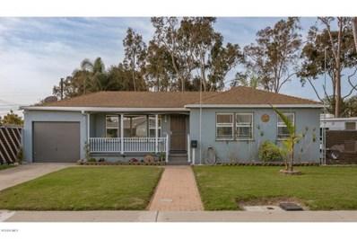 592 Myrna Drive, Port Hueneme, CA 93041 - MLS#: 218005145