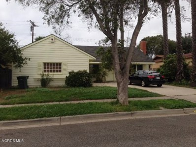 1357 Winford Avenue, Ventura, CA 93004 - MLS#: 218005150