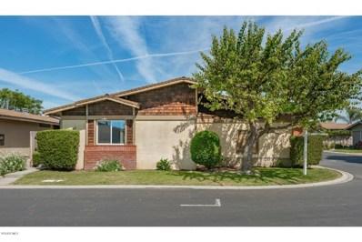 1025 Cachuma Avenue UNIT 57, Ventura, CA 93004 - MLS#: 218005204