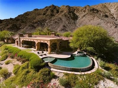 49925 Canyon View Drive, Palm Desert, CA 92260 - MLS#: 218005206DA
