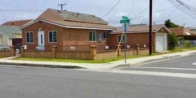 504 Ponoma Street, Port Hueneme, CA 93041 - MLS#: 218005208