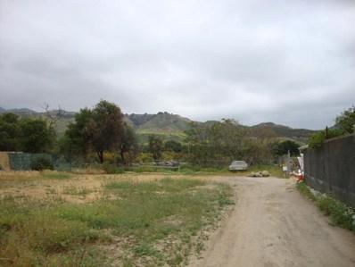 4502 Santa Paula - Ojai Road, Santa Paula, CA 93060 - MLS#: 218005222