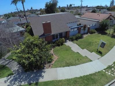 320 Devonshire Drive, Oxnard, CA 93030 - MLS#: 218005339