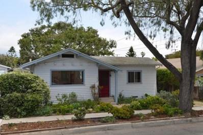 1914 Mountain Avenue, Santa Barbara, CA 93101 - MLS#: 218005366