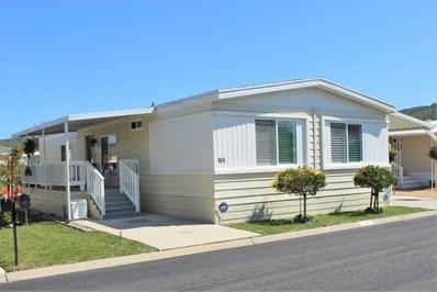 15750 Arroyo Drive UNIT 101, Moorpark, CA 93021 - MLS#: 218005372