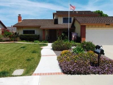 2212 Via Del Suelo, Camarillo, CA 93010 - MLS#: 218005394