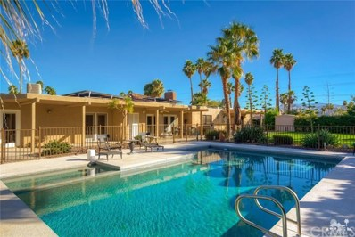 541 Cerritos Drive, Palm Springs, CA 92262 - #: 218005400DA