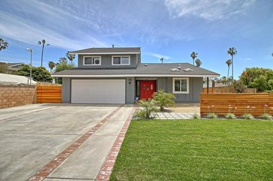 998 Cove Street, Ventura, CA 93001 - MLS#: 218005463