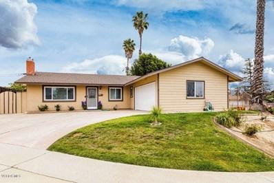 691 Marsh Rondo, Camarillo, CA 93010 - MLS#: 218005485