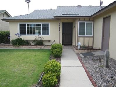 1733 6th Street, Port Hueneme, CA 93041 - MLS#: 218005491