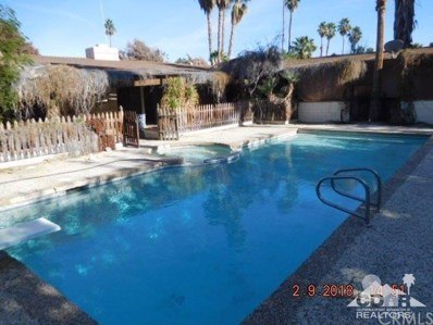 71407 Biskra Road, Rancho Mirage, CA 92270 - MLS#: 218005568DA