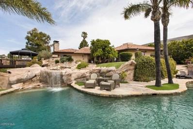 905 Chalet Circle, Thousand Oaks, CA 91362 - MLS#: 218005570