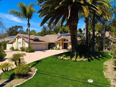 1683 Hauser Circle, Thousand Oaks, CA 91362 - MLS#: 218005588