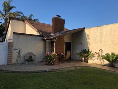 1631 Hill Street, Oxnard, CA 93035 - MLS#: 218005597