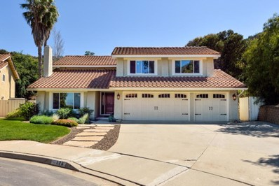 576 Highview Street, Newbury Park, CA 91320 - MLS#: 218005626
