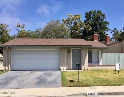 6035 Falcon Street, Ventura, CA 93003 - MLS#: 218005652
