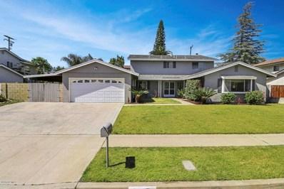 1557 Downing Street, Simi Valley, CA 93065 - MLS#: 218005660