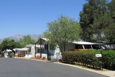 1225 Rice Road UNIT 25, Ojai, CA 93023 - MLS#: 218005708