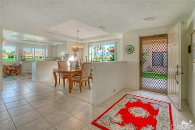 126 Conejo Circle, Palm Desert, CA 92260 - MLS#: 218005714DA