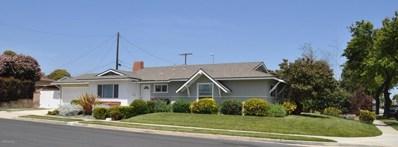 460 Bucknell Avenue, Ventura, CA 93003 - MLS#: 218005736