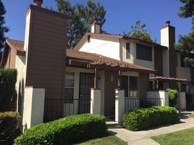 4600 Beechwood Street UNIT 43, Bakersfield, CA 93309 - MLS#: 218005753