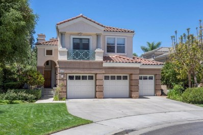 4017 Havenridge Court, Moorpark, CA 93021 - MLS#: 218005768