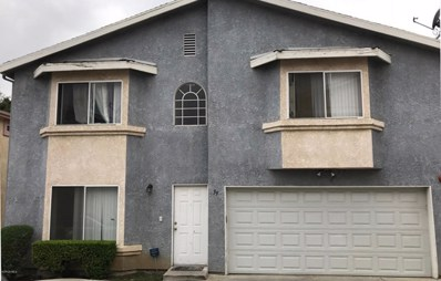 12120 Terra Bella Street UNIT 39, Pacoima, CA 91331 - MLS#: 218005831