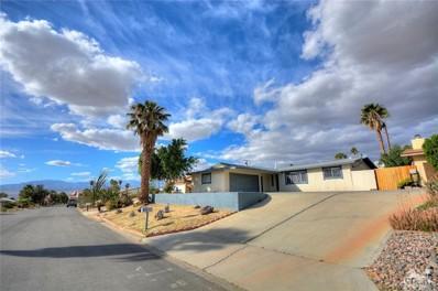 66886 San Bruno Road, Desert Hot Springs, CA 92240 - MLS#: 218005934DA