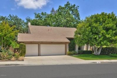 5538 Cedarhaven Drive, Agoura Hills, CA 91301 - MLS#: 218005961
