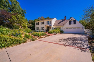 1556 El Dorado Drive, Thousand Oaks, CA 91362 - MLS#: 218005973