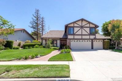 2704 Lemon Drive, Simi Valley, CA 93063 - MLS#: 218005986