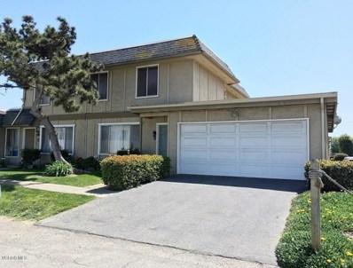 1841 Fisher Drive UNIT D, Oxnard, CA 93035 - MLS#: 218005987