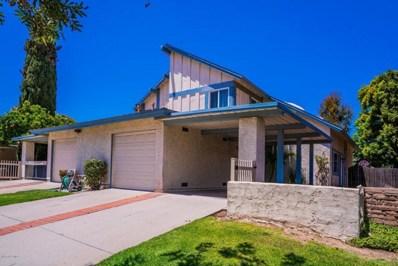 165 Spanish Moss Place UNIT 2, Camarillo, CA 93010 - MLS#: 218005988