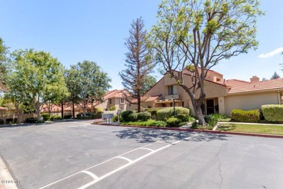 5395 Huntley Street UNIT 7, Simi Valley, CA 93063 - MLS#: 218006020