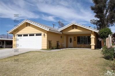 66834 Estrella Avenue, Desert Hot Springs, CA 92240 - MLS#: 218006044DA