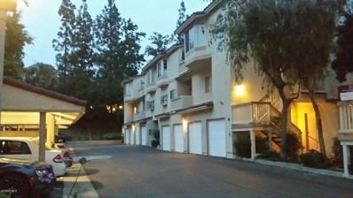 688 Indian Oak Lane UNIT 107, Oak Park, CA 91377 - MLS#: 218006173
