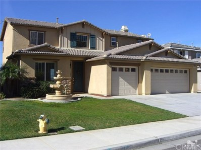 16711 Fox Trot Lane, Moreno Valley, CA 92555 - MLS#: 218006264DA