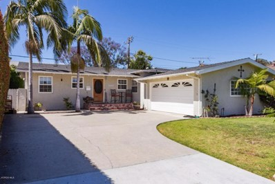 6901 Crowley Avenue, Ventura, CA 93003 - MLS#: 218006303