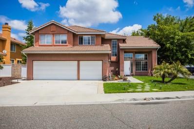 3891 Santa Cruz Court, Simi Valley, CA 93063 - MLS#: 218006332