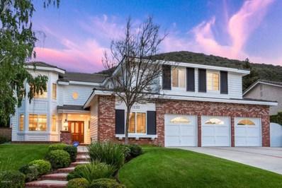 1232 Dubonnet Court, Oak Park, CA 91377 - MLS#: 218006341