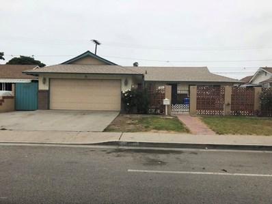 5011 J Street, Oxnard, CA 93033 - MLS#: 218006349